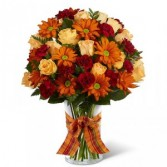 Let's Give Thanks Bouquet Thanksgiving