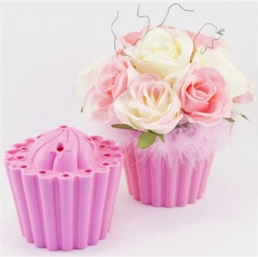 Lets Have A Cup Cake Birthday Flower Delivery
