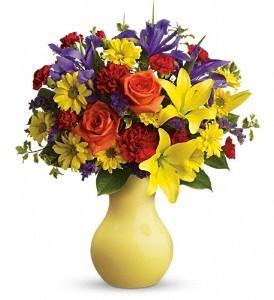Lets Start the Party Floral Bouquet
