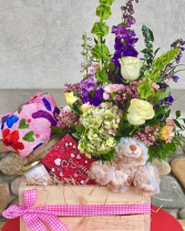 Lets Stay Home Fresh Flowers and Gifts