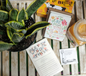 Letters From Home Care Package  in Barre, VT | Forget Me Not Flowers and Gifts LLC