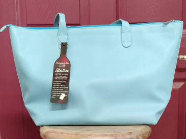 Libation 2 bottle wine bag Wine tote