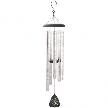 "Life's Moments 44"" Wind Chime Gift"