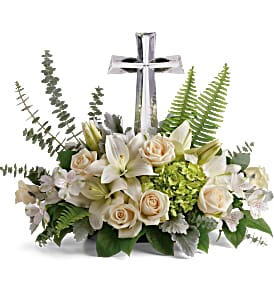 Life's Glory Bouquet Sympathy in Winnipeg, MB | CHARLESWOOD FLORISTS