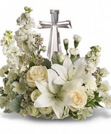 Life's Glory Bouquet Urn