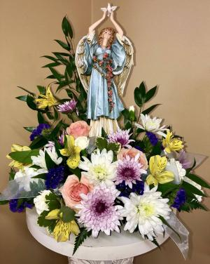 Lifting the Spirit  in Springfield, IL   FLOWERS BY MARY LOU INC