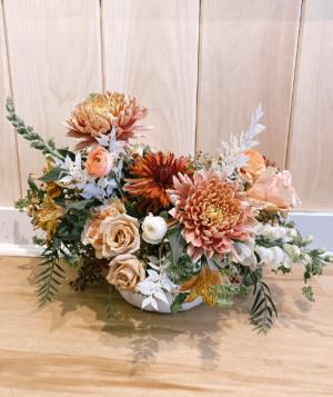 Light & Airy  in Burlington, VT | Kathy + Co Flowers