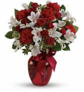 Light Of My Heart Bouquet floral arrangement
