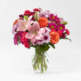 Light of my Life Bouquet C5375 - Deluxe shown