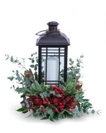 Light Through the Fog Flower Arrangement