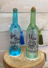 Light-Up Bottles