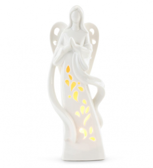 Light Up Praying Angel Sympathy Gift   in Fairview, TN | Holman Florist