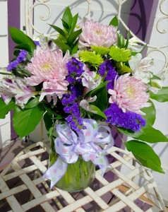 Lighten your Day Arrangement  in Milwaukie, OR | Poppies and Paisley Events