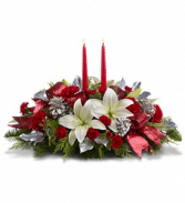 Lights of Christmas Centerpiece    TWRO-1 Centerpiece