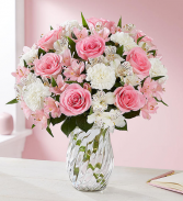 Ligth Pink Perfection Bouquet