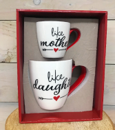 Like Mother Like Daughter  Mug Set