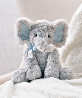 lil lama elephant with blanket Baby