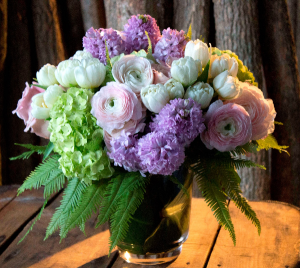 Lilac Glow  Spring Collection  in Oakville, ON | ANN'S FLOWER BOUTIQUE-Wedding & Event Florist