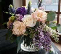 Lilac Spring Vase arrangement