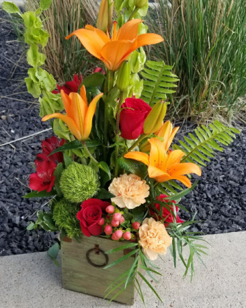 Lilies and more