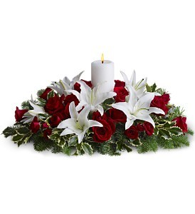 Lilies & Roses Christmas