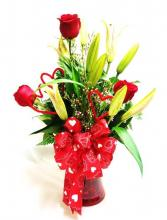 Lilies & Roses Floral Design