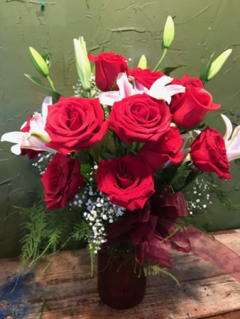 lilley rose holiday special any color please specify