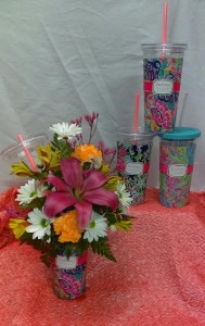 Lilly Pulitzer Local custom Delivery in Elyria, OH | PUFFER'S FLORAL SHOPPE, INC.