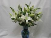 Lilly Vase Vase