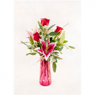 Lily and Rose Budvase $37.95