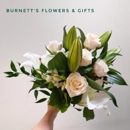 Lily Dreams Bridal Bouquet Wedding Bouquet