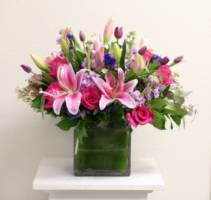 Lily Garden  in Carlsbad, CA | Fleur d' Elegance