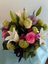 lily lovely vase