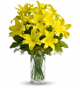 Lily Sunshine - 140 Vase Arrangement
