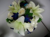 Lily Surprise Bridal Bouquet