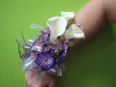 lily wristlet prom