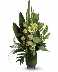 Limelight Bouquet Tropical Arrangement