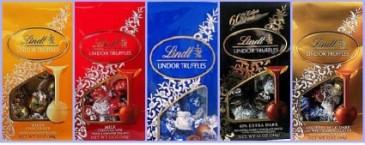 Lindor Chocolate Truffles  Gifts