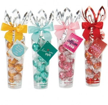 Lindt Lindor Truffle Towers - Mother's Day