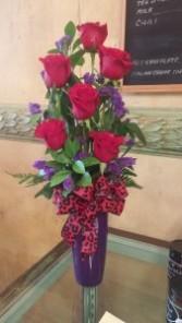 Linear Half Dozen Valentine's Day