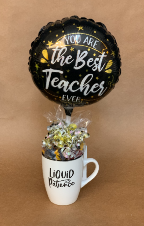 Liquid Patience Candy Mug