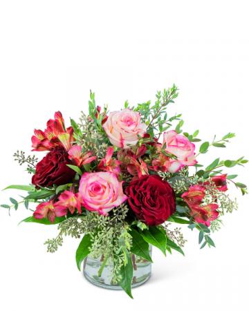 Listen to My Heart Flower Arrangement