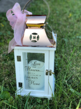 Little Bit Of Heaven Sympathy Keepsake
