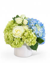 Little Blessing Flower Arrangement