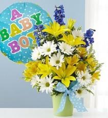 Little Boy Blue  Bouquet