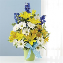 Little Boy Blue Bouquet™ Arrangement