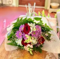 Little Cutie Wrapped Bouquet
