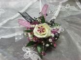Little Girls Wrist Corsage Wedding Flowers