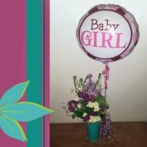 Little Miracle Baby Arrangement