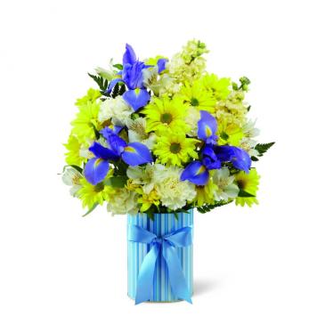 Little Miracle™ Bouquet - Boy (LMB) FTD Bouquet
